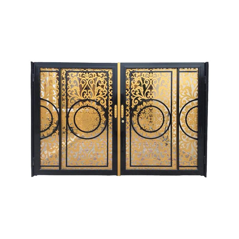 Venta al por mayor puertas metalicas para jardin compre - Puertas metalicas jardin ...