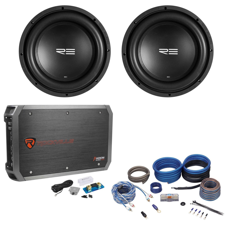 Cheap 2 Watt Audio Amplifier Find Deals On Lm380 25 Get Quotations Package Re Scx12d4 V2 Scx 12 Dual 4 Ohm Car