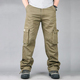 New style cargo pants work trousers work pants for men