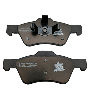 MARCH EXPO China Good Quality Ceramic Disc Brake Pads