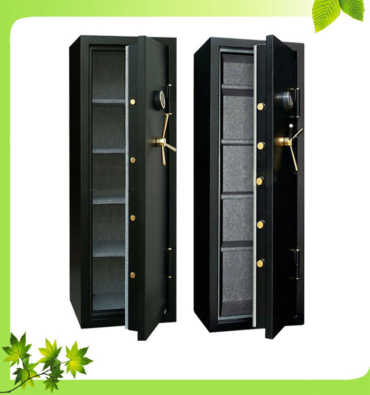 gun metal armoire num rique pistolet coffre fort pour la personnelle ou une utilisation de l. Black Bedroom Furniture Sets. Home Design Ideas