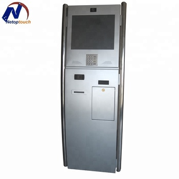 Fashionable Multifunctional Payment Kiosk Pricing