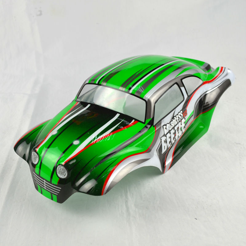 1/10 Scale Body Shell For Rc Model Car