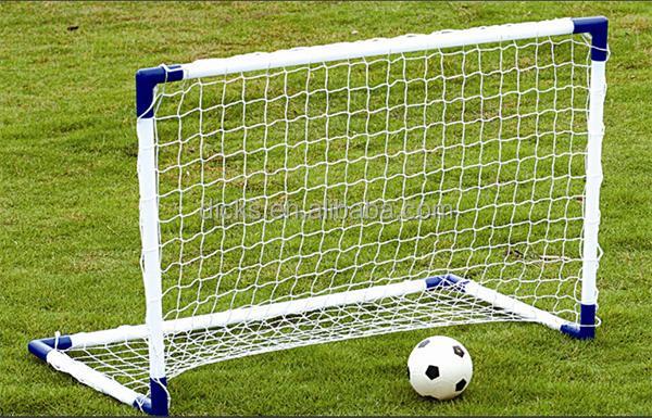 Children indoor toys double mini beach pvc soccer goals, View Pvc ...