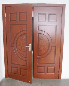 Great Main Double Door Entrance Wooden Door Design