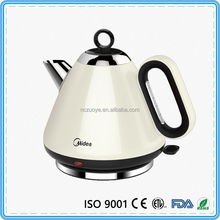 Small Travel Kettle with Kettle Glass for Color Changing