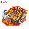 Great Circus Inflatable Playground Inflatable Air Indoor Outdoor Bounce For Commercial