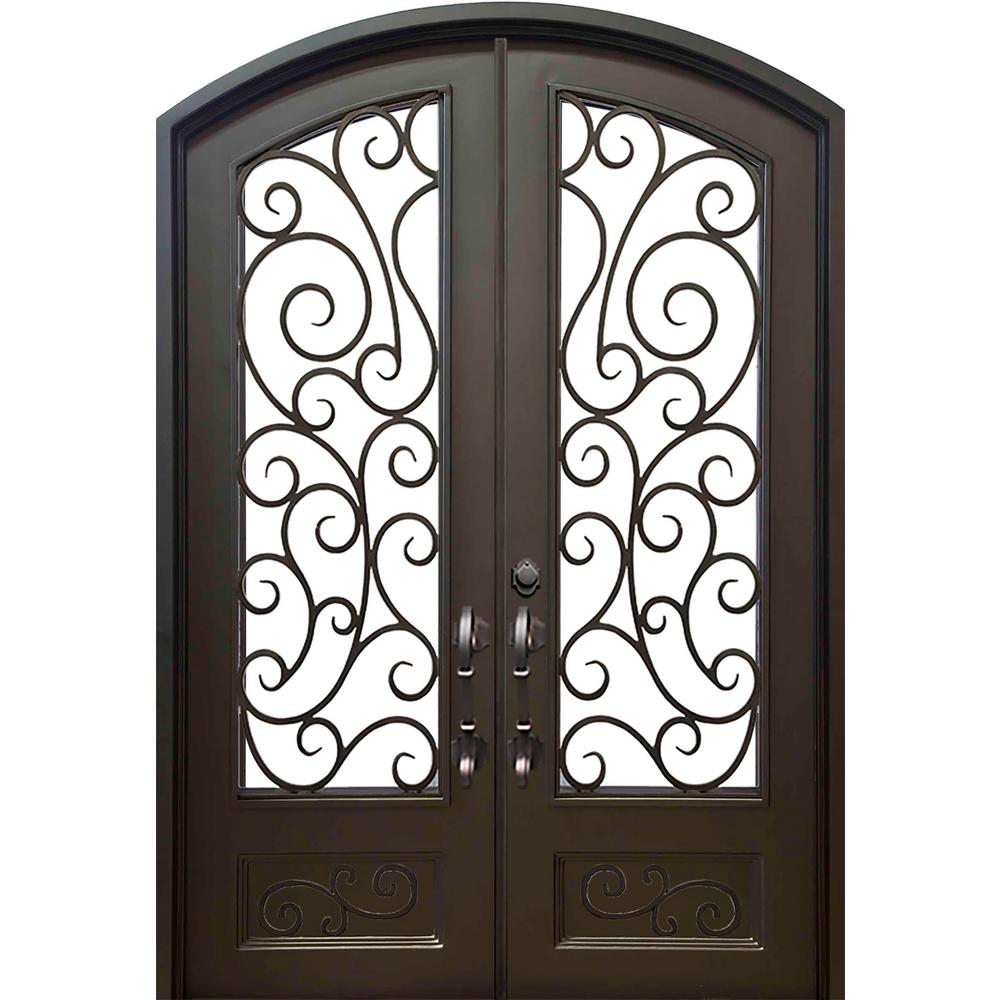 arch top double wrought iron door arch top double wrought iron door suppliers and at alibabacom