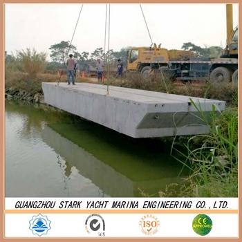 Foam Filled Floating Dock Plastic Dock Pe Water
