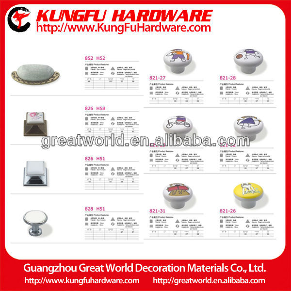 Ceramic handle heat recovery fresh air handling unit