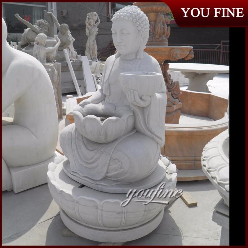 Outdoor Garden Marble Waterfall Hand Of Buddha Water Fountain Buy Marble Buddha Fountain Hand Of Buddha Water Fountain Product On Alibaba Com