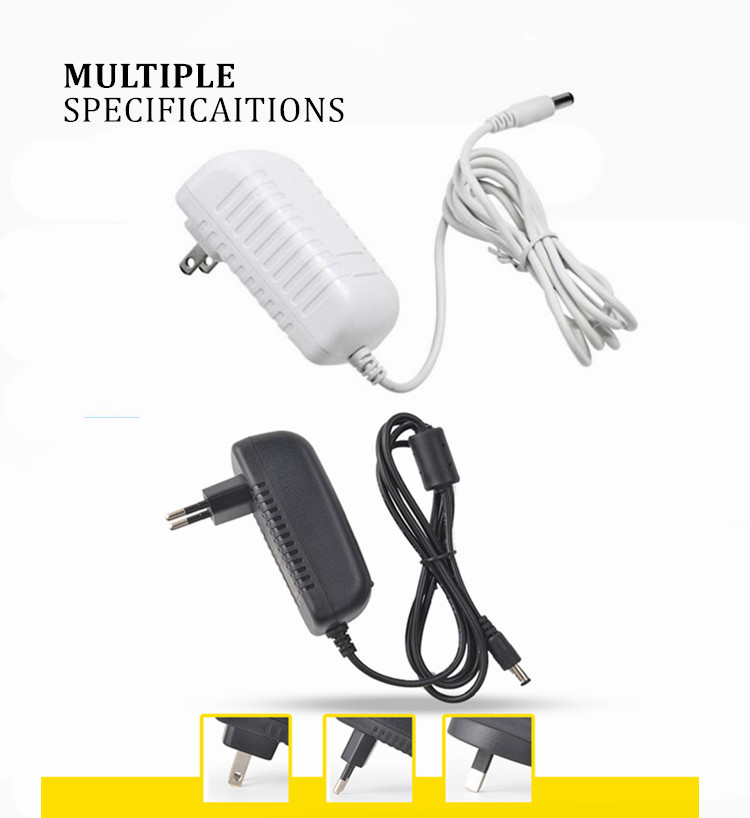 ABD 12 V dc 3A anma 36W AC adaptör 12 Volt 3 amp güç çıkışı UL standart