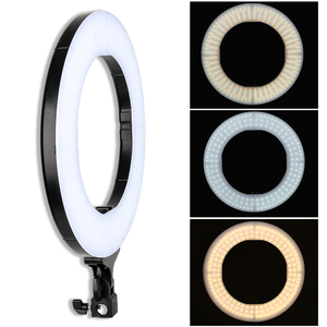 "ZOMEI 14"" Ring Photography Studio Makeup LED Beauty Fill Light Used For Cameras Phones"