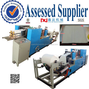 china factory manufacturer full automatic paper towel c fold napkin paper machine