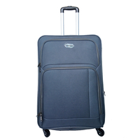 4 pieces rolling expandable luggage set/suitcase/trravel bag