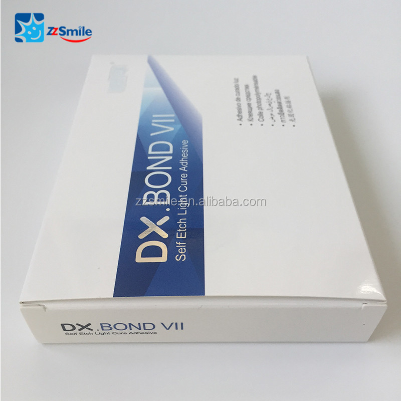 DX.Bond VII Dental Light Cure Self Etch Adhesive