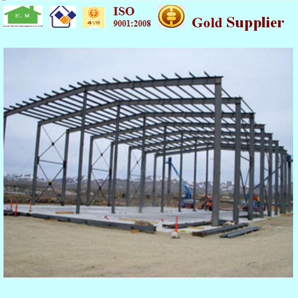 Prefabricados De Estructura De Acero Cobertizos De