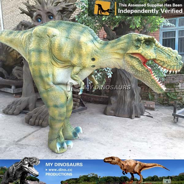MY Dino-N172 costumized service Animate Hidden Legs Life Size Dinosaur Costume for adult