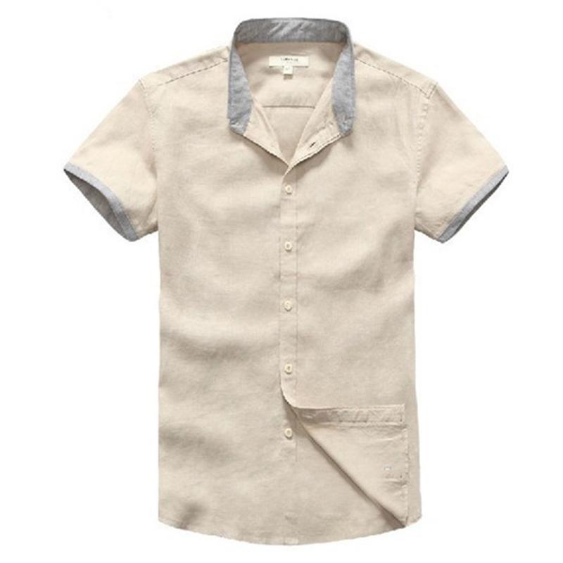 KDHJJOLY New Mens Formal Grid Button-down Long Sleeve Shirts