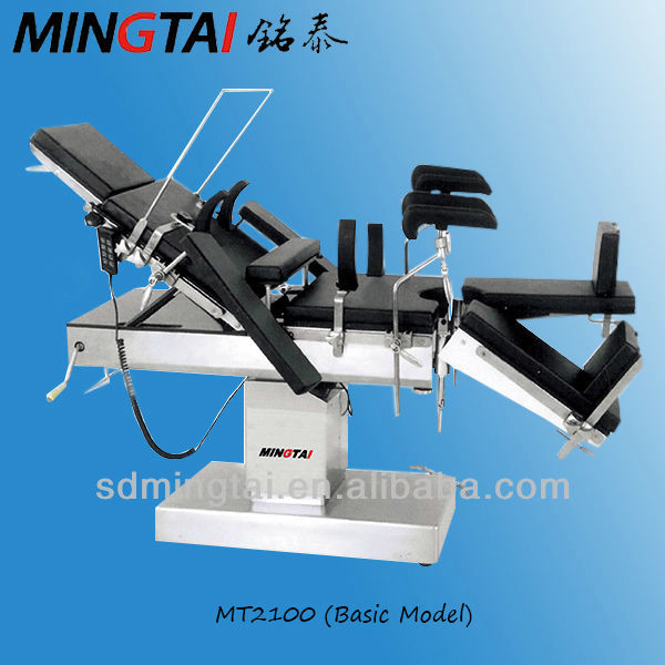 Surgical instrument orthopaedics operating tables