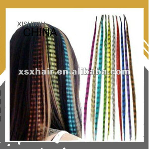 2012 Popular Fashionable Feather Hair Extensions