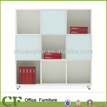 CF Nine Block Boxes Hign Office Filing Cabinet Furniture