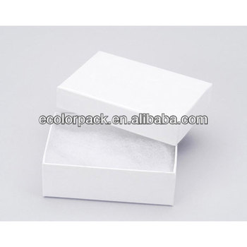 Pure White Presentation Small Gift Boxes Wholesale Dubai View Gift Boxes Wholesale Ecolorpack Product Details From Guangzhou E Color Packing Co