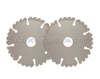 diamond tooth form saw blade (laser / high frequency welding )
