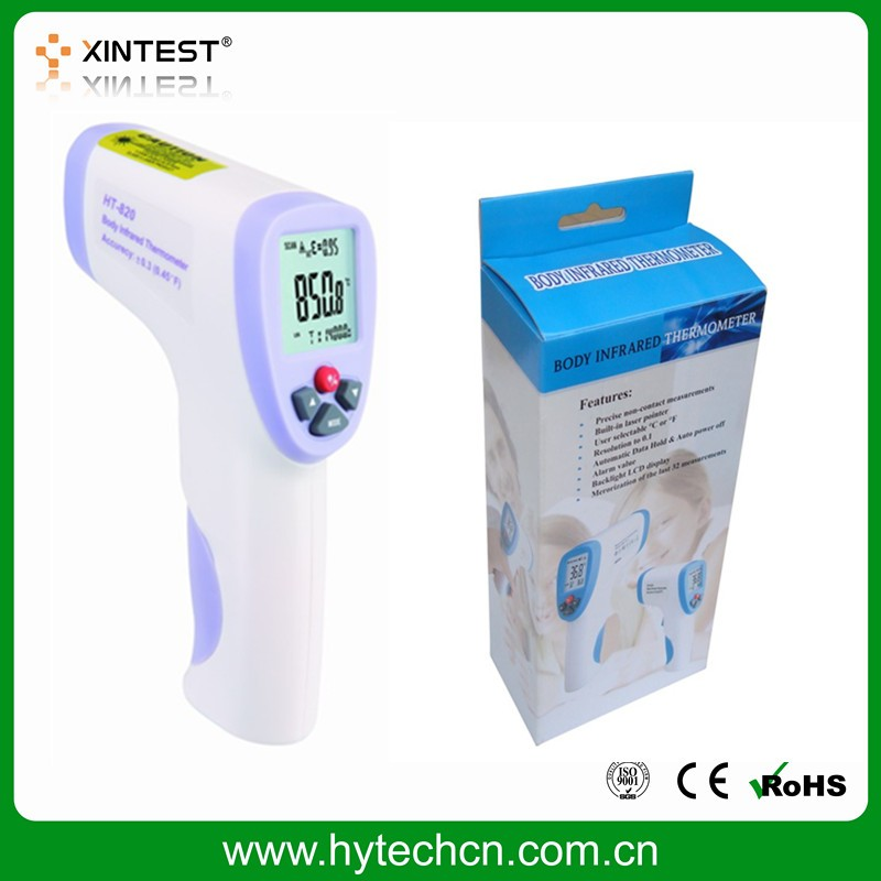 China Portable Digital HT-M2 Microwave Leakage Radiation Detector with High Sensitivity to Radiation