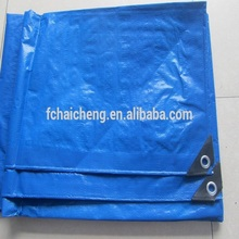 3 layers customized PE tarpaulin , polyethylene tarpaulin and canvas sheet