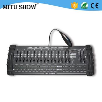 384 Dmx Controller Moving Head Light Par Light Dmx Controller - Buy Dmx 384  Light Controller,Dmx 384 Controller,384 Channel Lighting Controller