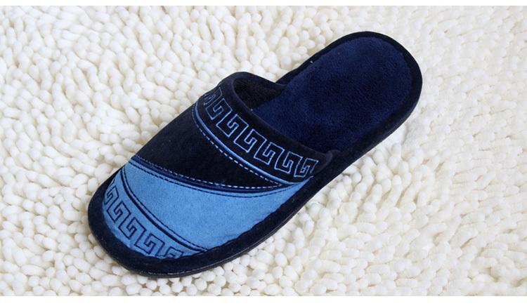 Comfortable Men's Cheap Home Slipper / Slippers Home / Winter Home ...