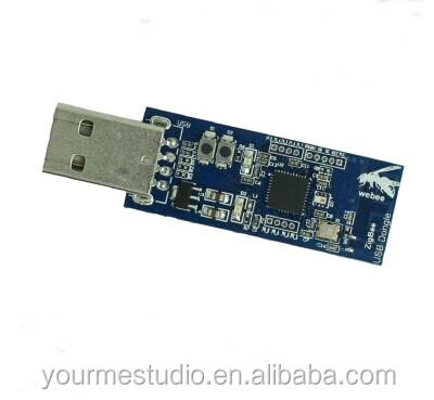 New CC2530 USB Dongle ZigBee Adapter Ethereal Protocol Analysis