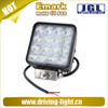 4x4 led working light lamp 48w hot in Europe led auto lighting system 12v 24v car led work light