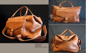 Genuine Leather Travel Bag - Buy Bag Travel Unique Product on ... 99e08e10271f9