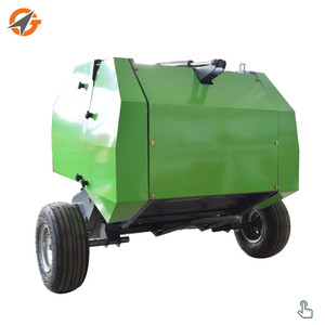 High Quality Silage Hay And Straw Baler Packing Machine