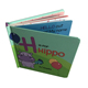 Guangzhou Manufactured Manufacture Recycled Children book printing board book