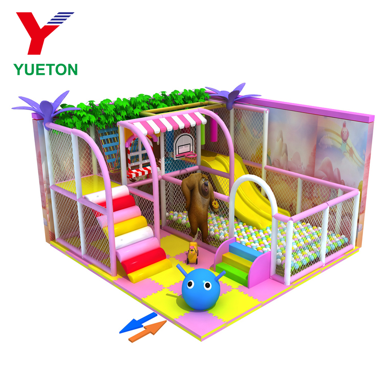 Great Fun Indoor Playground Design Play Ground Play Castle Indoor Kids Play House Attractions