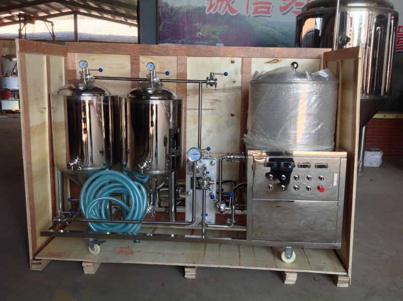 500l 800l 1000l Mini Beer Brewery 2 3 Bbl Electric Brewing