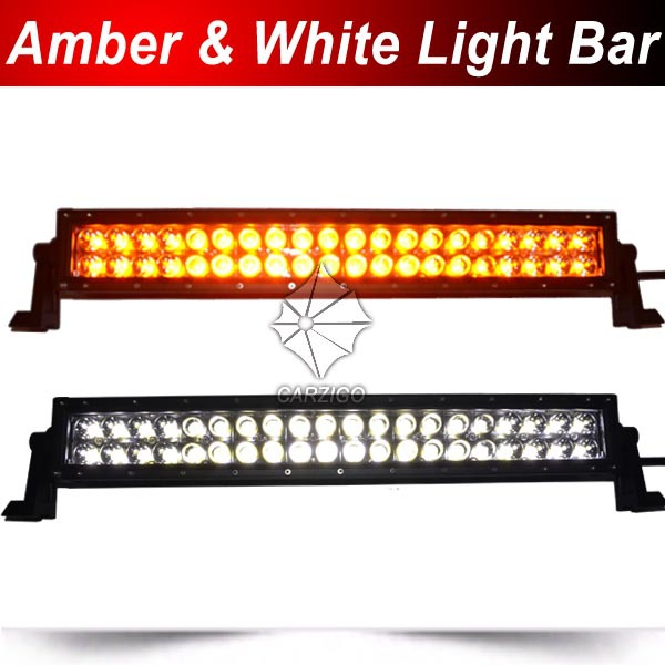 Starr Amber Led Offroad Light Bar