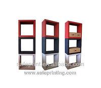 Corrugated Cardboard Furniture Table And Seats Paper Furniture ...