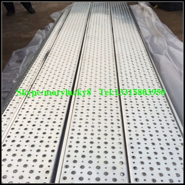 Galvanized Perforated Metal Floor Sheet Perforated Metal