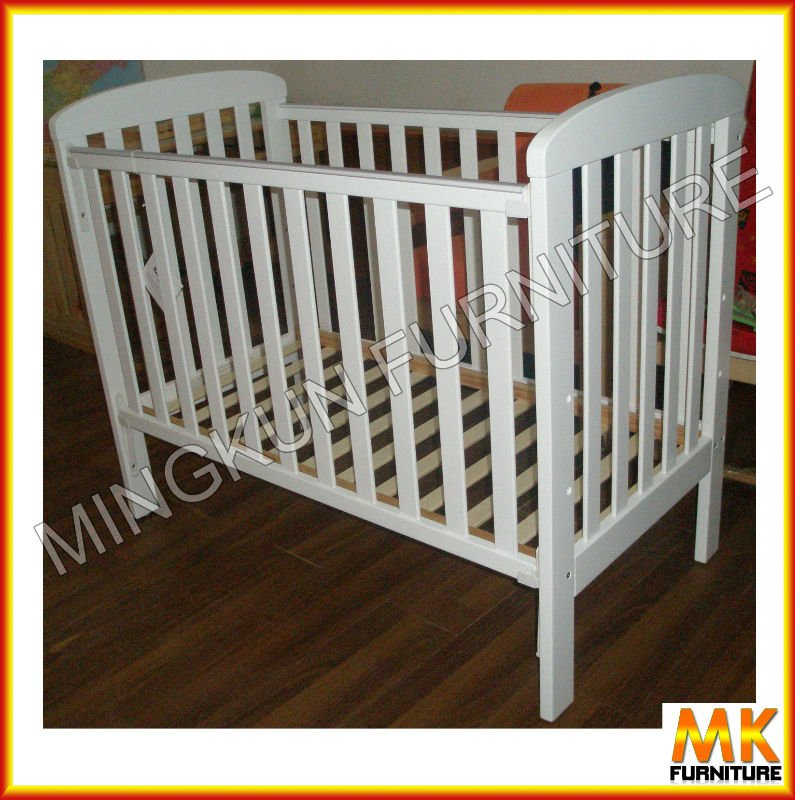 Cuna De Madera/color Blanco Cuna Cama - Buy Product on Alibaba.com
