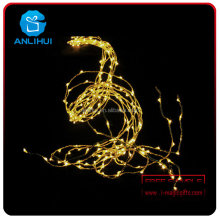 DC power adapter low voltage LED rattan string lights Christmas tree decorative lights