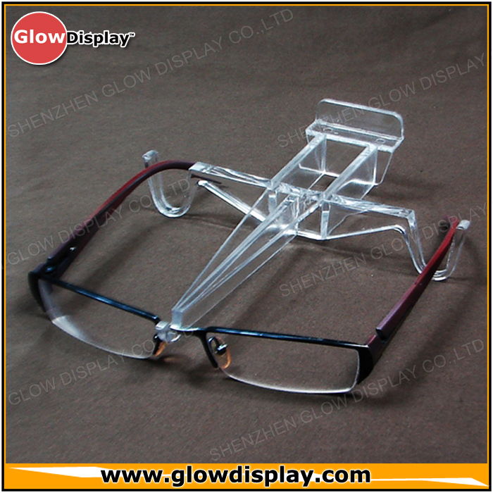 Single Open Acrylic Slatwall Eyewear Optical <strong>Displays</strong>