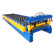 Gutter roll forming <span class=keywords><strong>machine</strong></span>