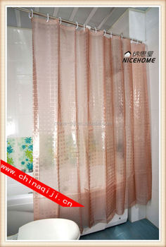 Industrial Rubber Shower Curtains