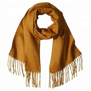 wholesale italy fashion winter men women pure plain kashmiri pashmina shawl