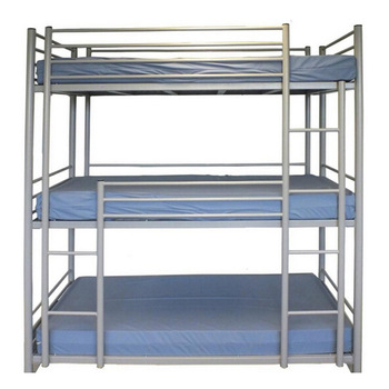 Cheap Military Dorm Metal Triple Bunk Bed For Sale Buy Bunk Bed