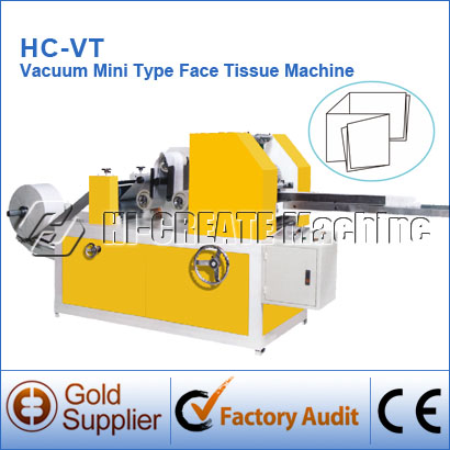 pocket tissue with Export Credit Insurance paper embossing machine